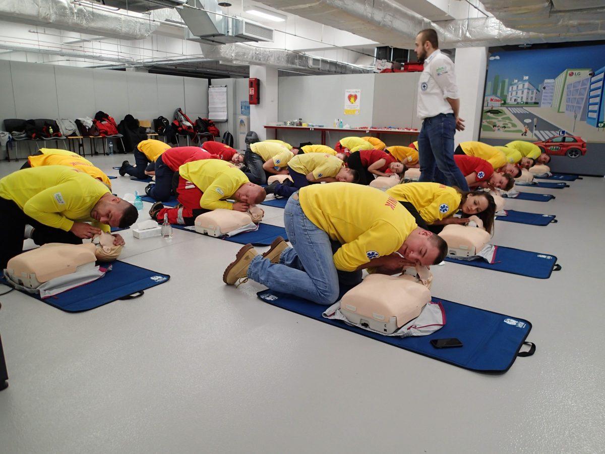 Szkolenie instruktorów Rescue LAB