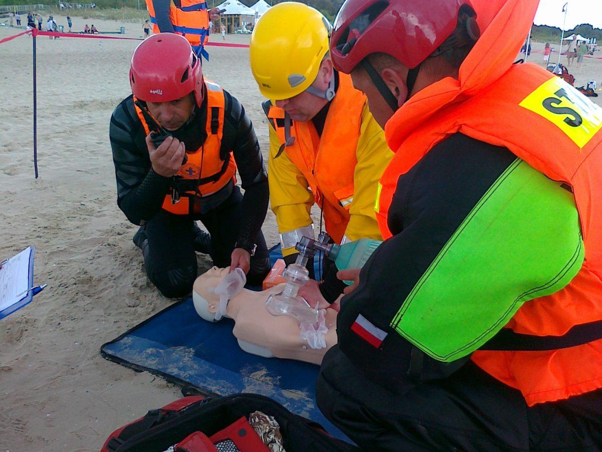 Szkolenie KPP dla ratowników 4-5, 11-12 oraz 18-19.03.2017 r.